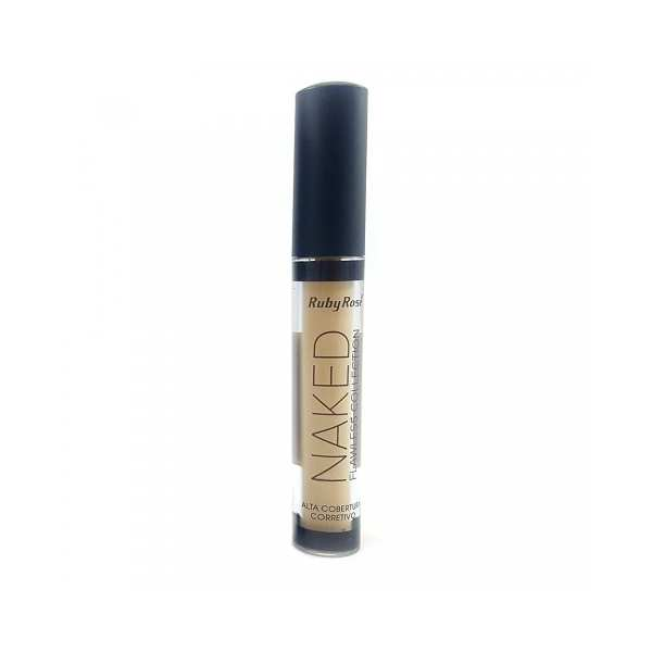R$8,90 Corretivo Líquido Naked Flawless Collection Ruby Rose